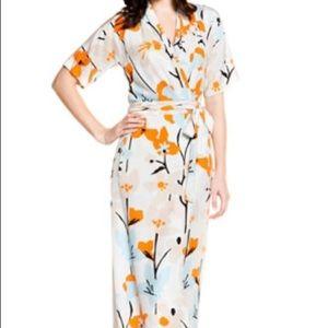 DVF Glennis Maxi Dress
